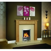 "1210mm (48"") Lewiston Timber surround"