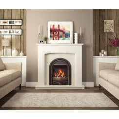 Abbey Inset Gas Fire slimline