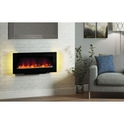 Amari- Wall mounted electric fire