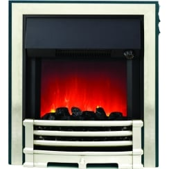 Aspen  Inset LED Electric Fire