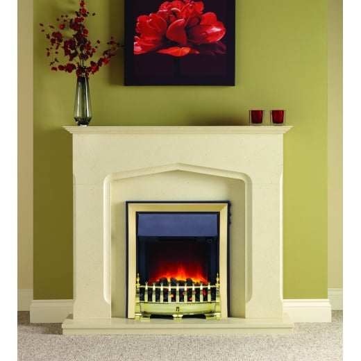 bemodern Bramwell Eco  Electric LED Fireplace