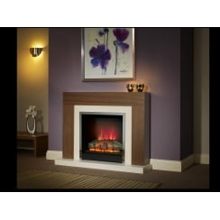 Brenton  Electric LED Fireplace