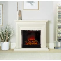 Carina Eco  Electric LED Fireplace