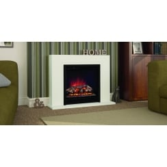 Colby  Electric LED Fireplace