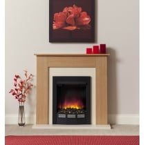 Colston Eco Electric LED Fireplace