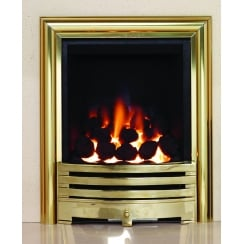 Contessa Inset Gas Fire slimline