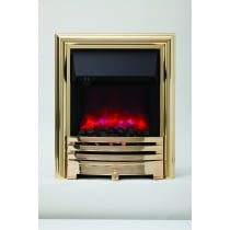 Contessa   Inset LED Electric Fire
