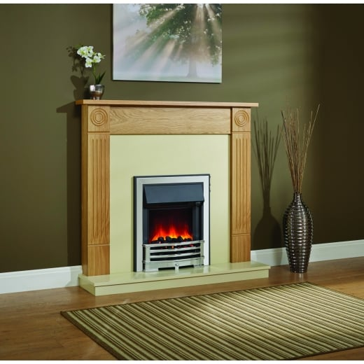 bemodern Dartford Eco  Electric LED Fireplace