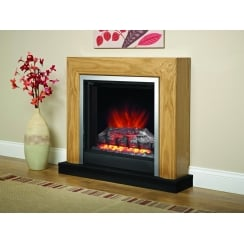 Devonshire Electric LED Fireplace