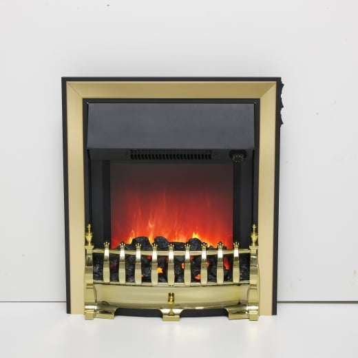 bemodern Fazer Inset LED Electric Fire