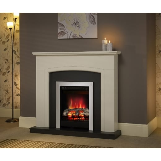 bemodern Hayden  Electric LED Fireplace