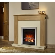 Lyndhurst Eco  Electric LED Fireplace