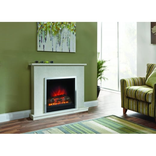 bemodern Melissa Electric LED Fireplace
