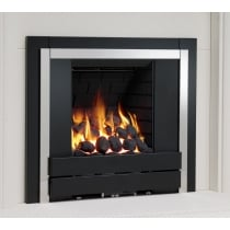 Panoramic Inset Gas Fire deepline