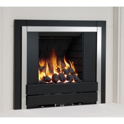 Panoramic Inset Gas Fire slimline