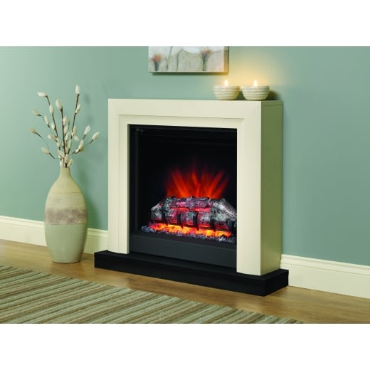 bemodern Perthshire Electric LED Fireplace