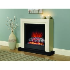 Perthshire Electric LED Fireplace