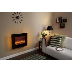 Quattro - Wall mounted electric fire