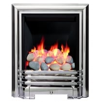 Savannah Inset Gas Fire Deepline