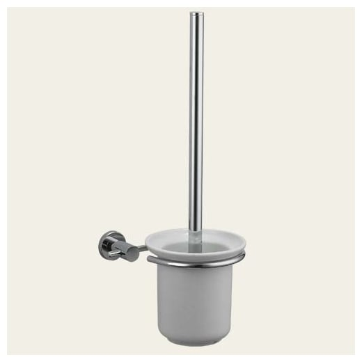 Como Wall Mounted Toilet Brush & Holder