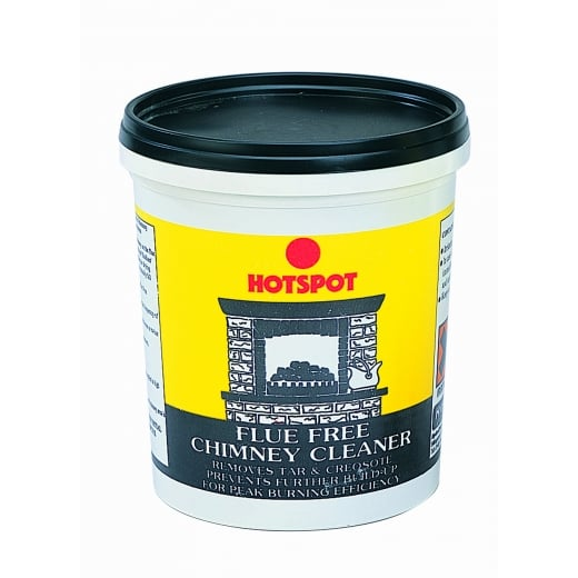 Hotspot Flue Free Chimney Cleaner