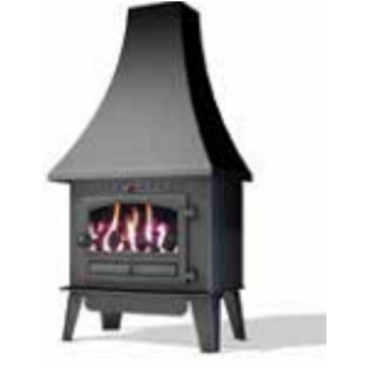 Hunter Stoves Herald 6 Inglenook LPG