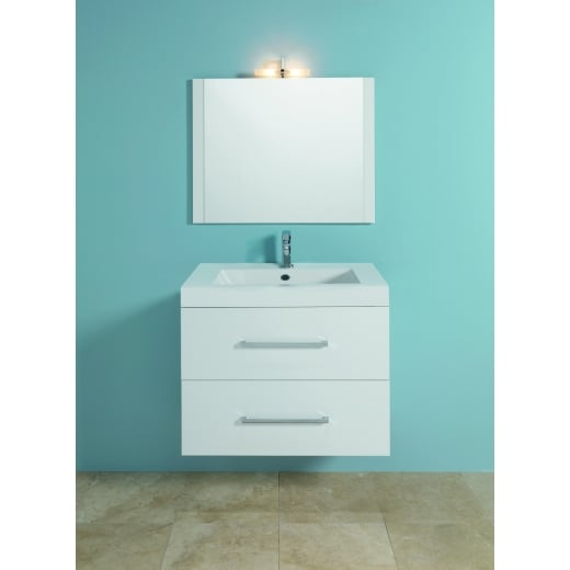 Jenta  Wash Basin and Wall Hung Unit