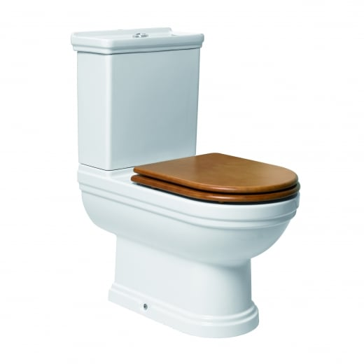 Aristo WC pan cistern and seat