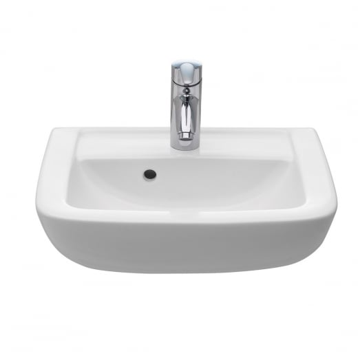 Astuto Square Washbasin 1TH