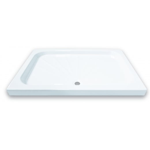 Rectangular Resin Shower Tray