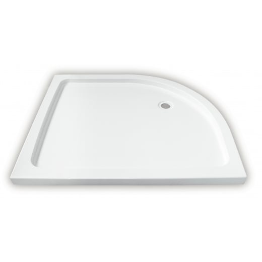 Svelte Shower Tray Quadrant  inc Fixing and waste