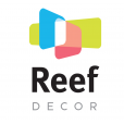 Reef Decor Reef End U for 5mm