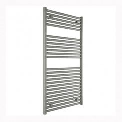 Tissino Hugo2 Towel Radiator  - Lusso Grey
